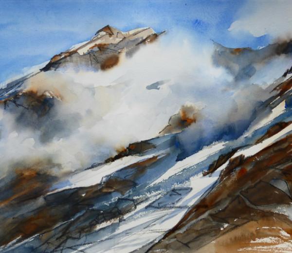 Froidure en Maurienne
