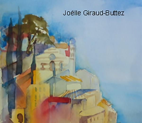 Couverture du livre de Joëlle Giraud-Buttez